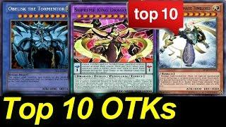 Gambar cover Top 10 Yu-Gi-Oh OTKs (EPIC MOMENTS)