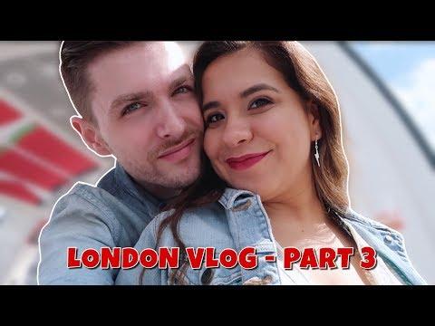 LONDON EYE VIP TOUR | I SAVED HER LIFE - LONDON VLOG PART 3