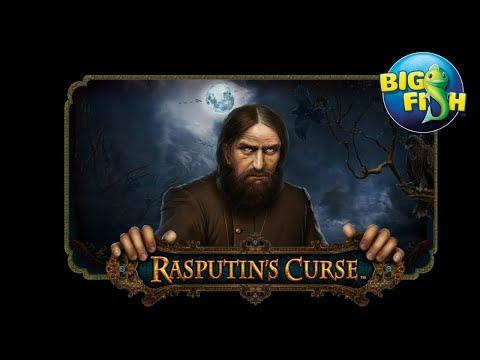 Rasputin's Curse Gameplay Walkthrough Bigfish Games, Puzzle & Hidden Object NO COMMENTARY