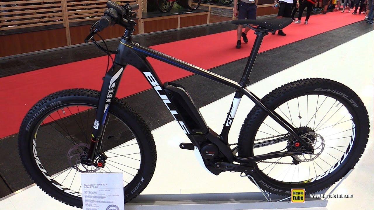 2017 bulls black adder team e sl electric mountain bike. Black Bedroom Furniture Sets. Home Design Ideas