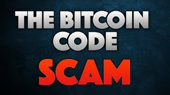The Bitcoin Code Scam - LIVE PROOF