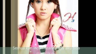 Cherrybelle - Diam Diam Suka Lyric (ON SCREEN) HD