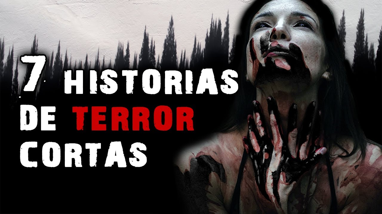 7 Historias de Terror Cortas #16