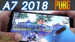     รีวิว SAMSUNG Galaxy A7 (2018) เล่น PUBG