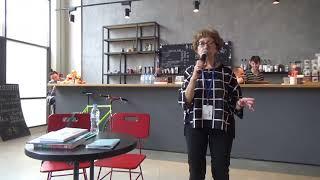 Встреча с Мариной Бородицкой на фестивале ''Литератула''-2019