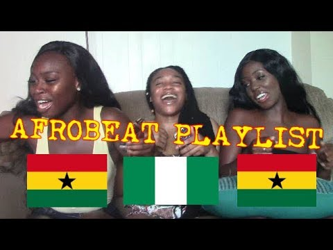 GHANA TAG | AFROBEAT PLAYLIST / MOST SLEPT ON + THROWBACK SONGS