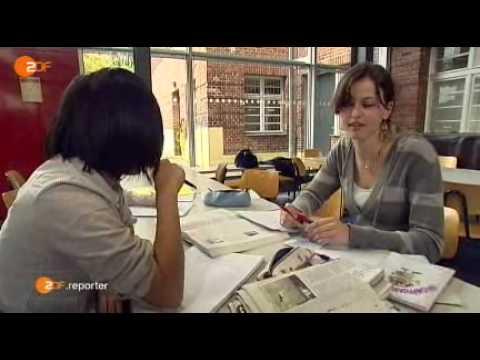 Vietnamesische Schüler in Deutschland