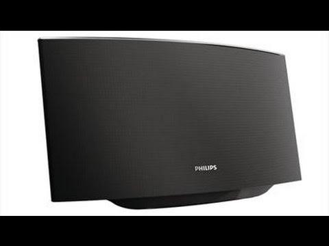 philips fidelio wireless speaker with airplay youtube rh youtube com Philips Universal Remote User Manual philips dsp2500 5.1 speaker system user manual
