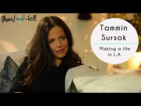 Tammin Sursok: On Making A Life For Herself In LA