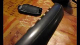 Taking apart a siemens cordless phone