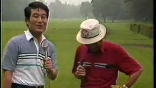 ★Time Machine - NHK 『スポーツ』 Japanese Senior Age-shoot Record holder (July.2.1985)