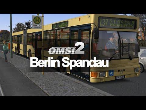 Omsi 2 , Line 137E , Glanestr - Spektefeld |