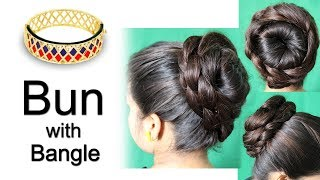 Easy and Awesome Juda Hairstyle | Hairstyles for Medium or Long Hair