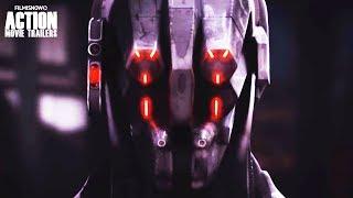 BATTLE DRONE New Trailer for Louis Mandylor Sci Fi Action Netflix Movie