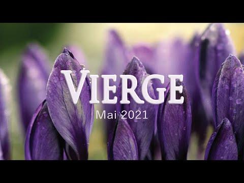 VIERGE Mai 2021 ~ Une mémoire à guérir !!