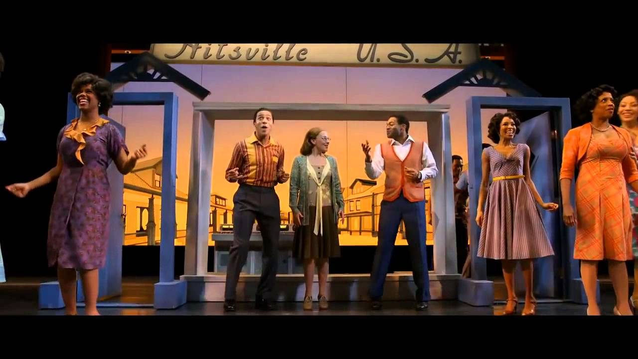 Motown The Musical Trailer Youtube