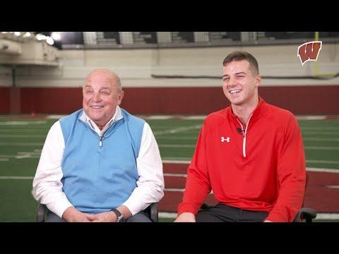 Barry Alvarez and Joe Ferguson Talk Life and Football
