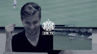 Halsti sætter ord på sin første Superliga-scoring