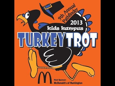 Pathfinder Kids Kampus Turkey Trot 2013