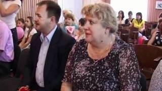 """Первый звонок в Болградской школе """"Аз Буки Веди"""""""