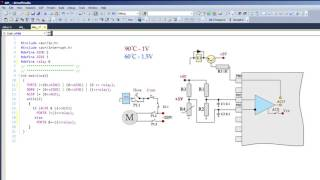 Программирование микроконтроллеров (компаратор часть 3)