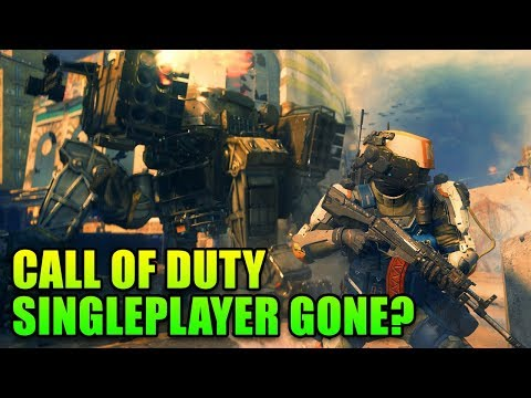 Call of Duty Singleplayer Gone? - This Week in Gaming | FPS News