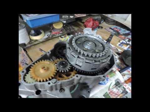 Aprilia rs 125 engine rebuild