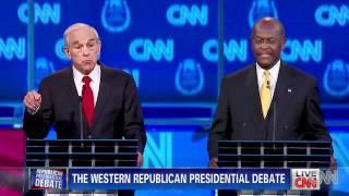 """Apples And Oranges! """"999"""" Plan At GOP In Debate on CNN"""