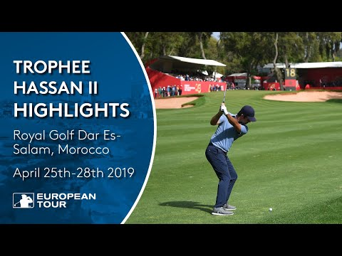 Extended Tournament Highlights | 2019 Trophee Hassan II