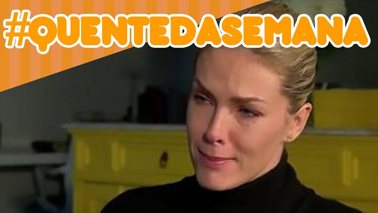 Fã obcecado tenta matar Ana Hickmann  QuenteDaSemana15  PopZoneTV - YouTube 9d089856b3