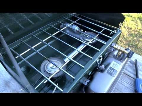 How to Safely Operate a Coleman Stove.