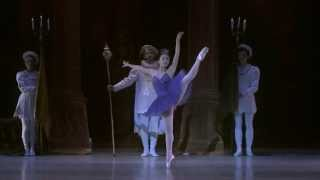 "CPYB in the Bluebird Pas de Deux variation from ""The Sleeping Beauty"""