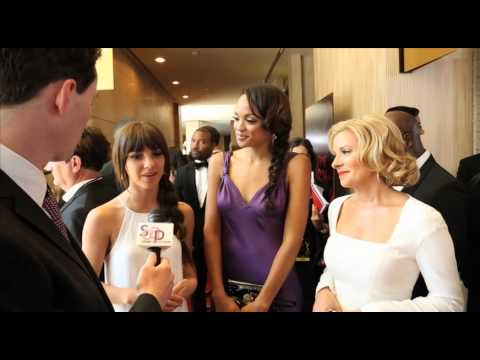 2013 Daytime Emmys | Cady McClain, Sal Stowers, and Denyse Tontz
