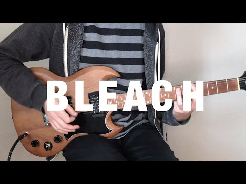 Nirvana - Bleach - The Riffs