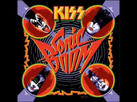 KISS- sonic boom- Modern Day Delilah