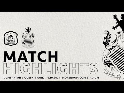Dumbarton Queens Park Goals And Highlights