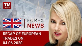 InstaForex tv news: 04.06.2020: EUR and GBP may lose ground. Outlook for EUR/USD and GBP/USD