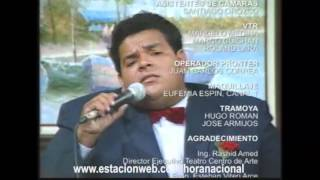 Hijo de Julio Jaramillo canta exacto a su padre en San Viernes