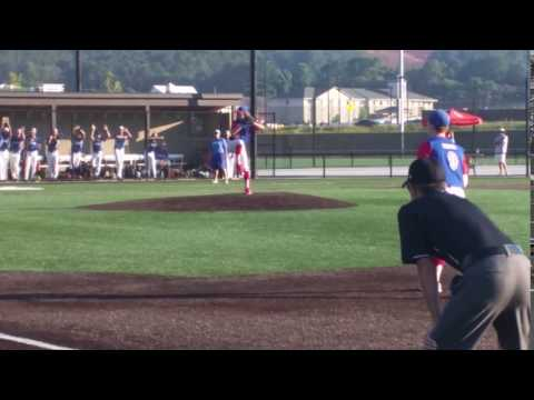 Johnny Foral LHP 2017 LakePoint 2