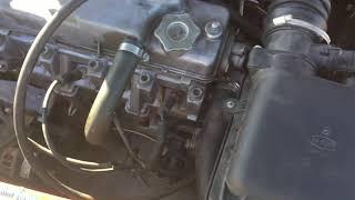Неровно работает двигатель 2110
