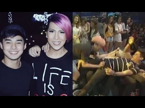 MTRCB to Suspend Vice Ganda After Touching McCoy de Leon's Private Part?
