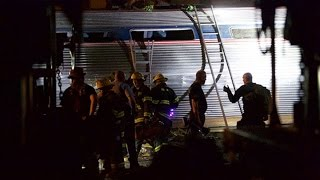 Amtrak Accident: Philly Mayor Confirms Six Dead