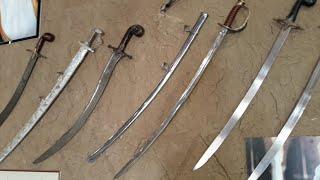 Pedang dzul fikar milik Rasul.SAW yang diberikan untuk Sayyidina Ali [reflika]