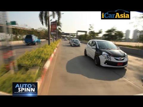 Honda Brio Club : ฮอนด้า บริโอ้ ตัวแต่งเจ็บๆจาก คลับ บริโอ้