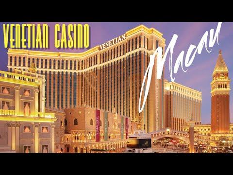 Venetian Hotel and Casino Macau