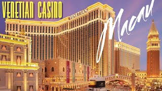 Gambar cover Venetian Hotel and Casino Macau