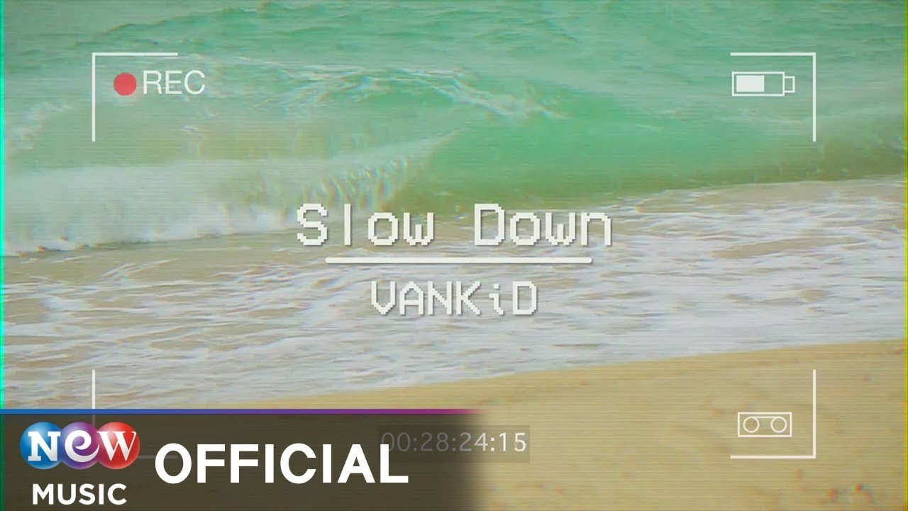[Teaser] VANKiD(밴키드) - Slow Down(천천히) (Feat. Young Ho, UMiN(유민))