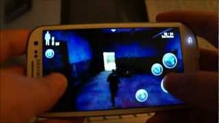 Max Payne HD on Samsung Galaxy S III - Part 1 Chapter 6 Walkthrough