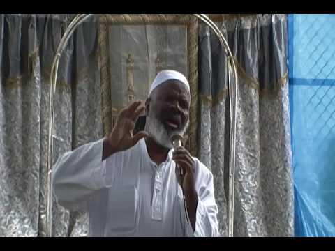 Imam Siraj Wahhaj @ Masjid Al Qadir (SDV 0030)