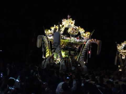 新天皇御即位祝賀記念祭 マリヤ幼稚園前 濱田南 初めてのアクシデント